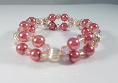 Criss-Cross Double Strand Bracelet 2