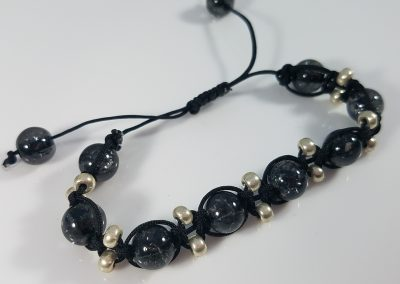 Simple Beaded Shamballa Bracelet 2